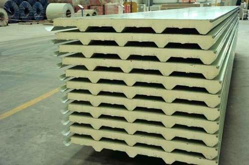 سازه برند های ساندویچ پانل کالا به صورت خام و استفاده نشده