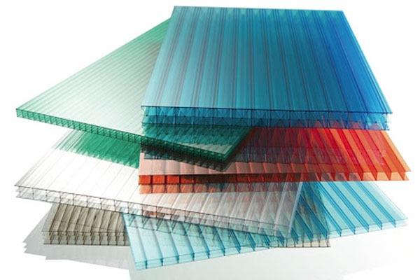 ورق تخت و چند جداره پلی کربنات