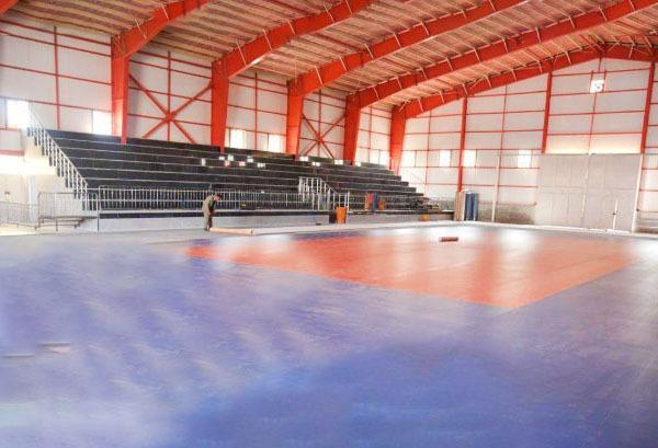 پوشش ساندویچ پانل سقفی و دیواری سوله